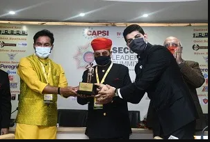 Angad Rajain wins Young Security Entrepreneur of the year Award